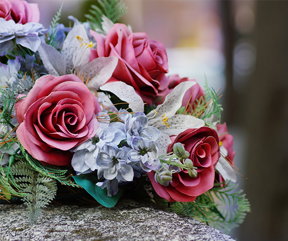 Image-of-Funeral-Flowers